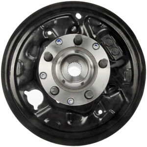 Wheel Bearing and Hub Assembly Rear Right Dorman fits 01-08 Subaru Forester