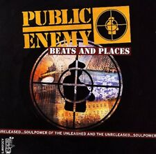 Beats & Places - Public Enemy (2006, CD NIEUW)