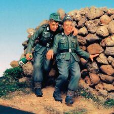 SOL RESIN FACTORY, MM092, 1/35,  DRUNKEN SOLDIER (Base is Not Incl.) 2 FIGURES