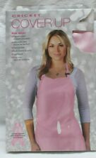 Cricket Cover Up Pink Apron
