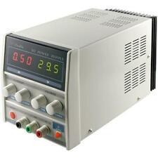 alimentatore banco regolabile 0-3 A e 0-30 volt display led labor wnt 20319