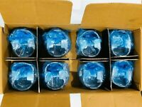 """Sealed Power Chevy 350ci Forged .100 Dome Coated Pistons +.030"""" 4.030"""" Bore"""