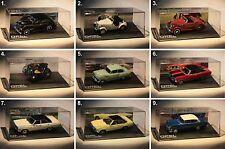 De Agostini-Opel Collection-Maßstab 1:43-Oldtimer-Sammlung-Modell-PC-Vitrine-neu