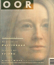 MAGAZINE OOR 1995 nr. 06 - LEFTFIELD / PORTISHEAD / THE THE / SIMPLE MINDS