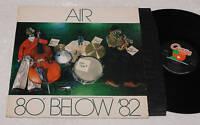 LP Jazz : Air 80° Below 82 1° Press NM Condition