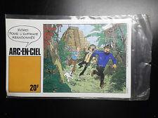 Puzzle Tintin Publiart Arc en Ciel ETAT NEUF sous cello