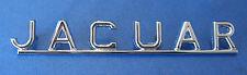 JAGUAR BOOT / TRUNK BADGE E-TYPE MARK 2 MK 10 S-TYPE 420 420G XJ6 XJ12 BD26762