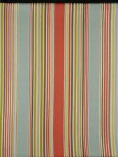 Home Decor Upholstery Fabric Deck Chair Stripe Beach Glass P Kaufmann