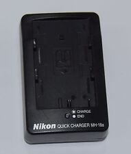 Genuine NIKON Quick Charger MH-18a