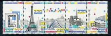 STAMP / TIMBRE FRANCE OBLITERE N° BC2583A PANORAMA DE PARIS