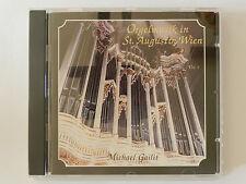CD Orgelmusik in St Augustin Wien Michael Gailit