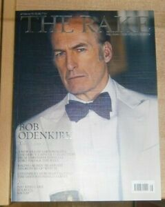 The Rake magazine #75 2021 Bob Odenkirk + Nat King Cole Solbiati Sacco & more