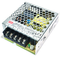 NEW Mean Well LRS-35-12 35W 12VDC 3A Single Output Switching Power Supply