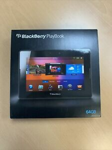 """BlackBerry PlayBook Tablet (64 GB) 7"""" TFT (1024 x 600) With Rear & Front Camera"""