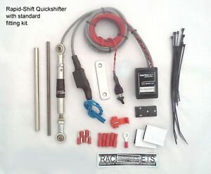 QUICKSHIFTER - Rapid-Shift from RaceGadgets with universal position sensor.