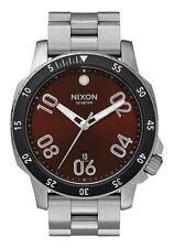 NWOT Nixon Ranger 44mm Brown Sunray Mens Watch nx24