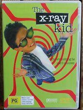 THE X-RAY KID            DVD                                               (704)