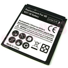 New Battery for Sony Ericsson BST-38 T650i W995 C902 C510 T303 S312 W980 S500i