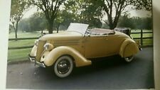 1935 Ford Fender Skirts New Steel Nice