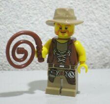 Minifigures M314 Lego Hunter Custom Minifigure With Dino Attack