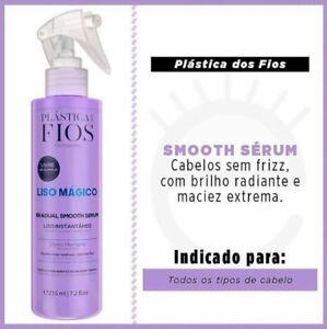 Cadiveu Plastica Dos Fios Liso Mágico 215ml/7.27 fl.oz Gradual Smooth Serum