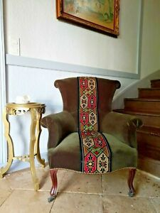 Antique French Chair, Napoleon III Period Chair
