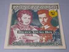 "Money Talks:   Brave Young Boy  Near Mint  German   7"""