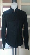 ALVIERO MARTINI 1° CLASSE camicia donna cotone elast. tg 46 (misure descrizione)