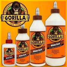 GORILLA WOOD GLUE | Hard-Working Water-Resistant Anti-Clog Industry Trusted Glue
