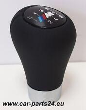 Original BMW 6 Gang M-Tech Schaltknauf / Gearshift knob kurz schwer e46 e60 e61