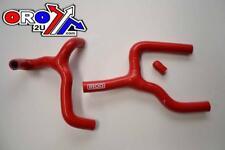 NEW Hose Kit BETA 350/390/430/480 RR 12-17 Silicone Radiator Red Motocross