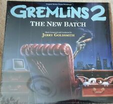 GREMLINS 2 THE NEW BATCH SOUNDTRACK VINYL LP - JERRY GOLDSMITH - NEW DELUXE 2LP