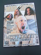 HARD N' HEAVY 2005 112 MESHUGGAH ANTHRAX IRON MAIDEN DAVE GROHL FOO FIGHTERS IN