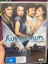 Swingtown Season 1 brand NEW/sealed region 4 DVD (4 discs) drama tv series