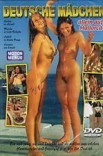 Erotik-DVD  -  Deutsche Mädchen allein auf Mallorca  -  Neu / OVP