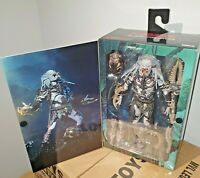 "NECA ULTIMATE ALPHA PREDATOR 100TH EDITION 8"" ACTION FIGURE SPECIAL EDITION NEW"