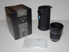Olympus M.zuiko Digital ED 7-14mm F/2.8 PRO Lens MINT condition