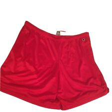 Champion Mens Basketball Shorts Red Mesh Unlined 3XL XXXL Free Shipping