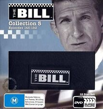 THE BILL Series COLLECTION 5 : NEW DVD