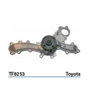 Tru-Flow Water Pump (NPW Japan) TF8253 fits Toyota Kluger 3.3 (MCU28R), 3.3 4...