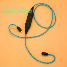 Sport Wireless Bluetooth Adapter Earphone Cable for Shure Sony Headphone AA0222