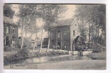 CPA  EUROPE BELGIQUE  - BERINGEN MOULIN A EAU WATER MILL  AUBE ROUE 1912  ~C55