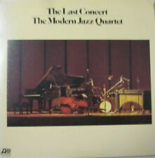 THE MODERN JAZZ QUARTET - THE LAST CONCERT -  2 LP