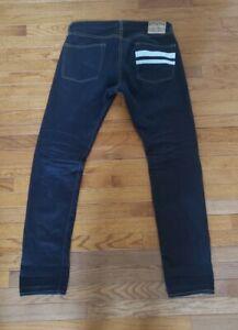 Momotaro Jeans 0306-12SP Japanese Selvedge Denim 12oz size 34 slim tapered fit