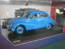 IXO / IST Models 057 - IFA F9 Limousine 1952 blue - 1:43 Made in China