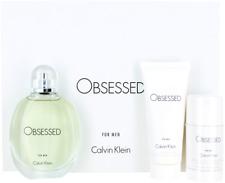 Calvin Klein Obsessed for Men Eau de Toilette Men's Set cod. Y425622 AU