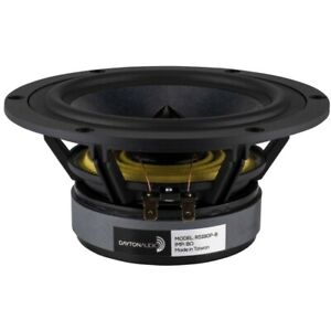 """RS180P-8 7"""" Reference Paper Woofer 8 Ohm"""