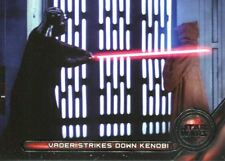 Star Wars Galactic Files Reborn Galactic Moments Chase Card GM-8 Vader strikes