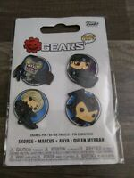 BRAND NEW Funko Pop! Gears of War Limited Edition Pin Set FACTORY SEALED