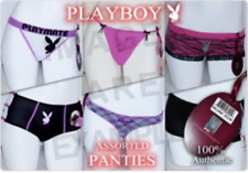PLAYBOY Panties Bulk Pack of 60 Sexy Assorted Underwear Thongs Boyshorts
